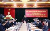 La province de Hoà Binh appelée à valoriser son potentiel