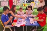 L'école maternelle la plus avancée du delta du Mékong à Cân Tho