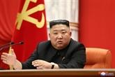 RPDC : Kim Jong Un élu secrétaire général du PTC au pouvoir
