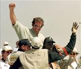 Décès d'Hubert Auriol : l'hommage du paddock en Arabie saoudite