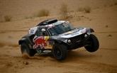 Dakar 2021 : Peterhansel accentue son avance, tout est ouvert en moto