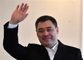 Kirghizstan : Sadyr Japarov remporte largement l'élection présidentielle