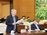 Clôture de la 52e réunion du Comité permanent de l'Assemblée nationale