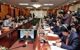 La première réunion du comité mixte Vietnam - Allemagne sur la coopération économique