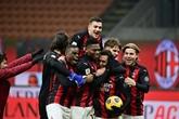 Coupe d'Italie : l'AC Milan en quarts aux tirs au but