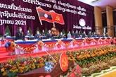 Félicitations du Vietnam au XIe Congrès national du Parti révolutionnaire populaire lao