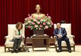 Hanoï souhaite coopérer avec la Banque mondiale dans l'administration urbaine