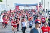 Marathon international Techcombank 2021