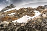 Le glacier tropical de Humboldt