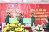 COVID-19 : renforcer la coopération Quang Binh - Khammoun dans la gestion des frontières