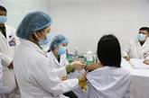 Le Vietnam est l'un des pays ayant le plus élevé taux de population acceptant des vaccins