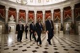 Solennité et tensions au Capitole pour l'