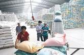 Le Vietnam exportera 1.600 tonnes de riz vers Singapour et la Malaisie