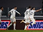 Coupe d'Italie : Juve, Inter et Naples au rendez-vous des quarts en souffrant