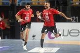 Mondial de hand : l'Égypte remporte le match d'ouverture face au Chili
