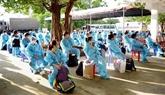 Des citoyens vietnamiens conseillés de ne rentrer chez eux en cas de vraie nécessité