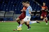Italie : la Lazio se relance en corrigeant la Roma dans le derby