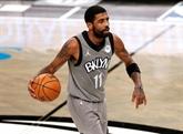 NBA : lourde amende pour Kyrie Irving