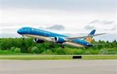 Vietnam Airlines garantit les meilleurs services pour le XIIIe Congrès national du Parti