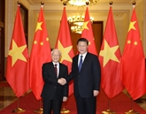 Félicitations des 71 ans de l'établissement des relations diplomatiques