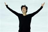 Patinage artistique : 5e sacre d'affilée pour Chen aux championnats des États-Unis