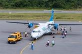 Vietnam Airlines et VASCO ré-exploitent la ligne aérienne Hô Chi Minh-Ville - Rach Gia