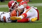 NFL : Kansas City et Tampa Bay qualifiés pour les finales de conférences