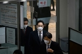 Deux ans et demi de prison pour le patron de Samsung, rejugé pour corruption