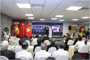 Hô Chi Minh-Ville célèbre le 71e anniversaire des relations Vietnam - Chine