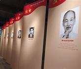 Exposition sur les Congrès du Parti communiste du Vietnam