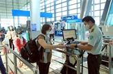 Renforcer la sécurité de l'aviation