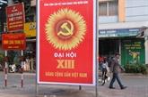 La capitale s'embellit à l'approche du XIIIe Congrès national du Parti