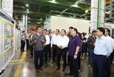 Hanoï encourage les entreprises étrangères à investir dans ses zones industrielles