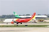 Têt du Buffle : 1.200 vols intérieurs prévus quotidiennement