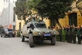 Police de Hanoï : des plans pour assurer la sécurité du Congrès national du Parti