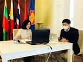 Le Vietnam termine la présidence du Comité de l'ASEAN en Italie