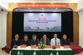 Les groupes médicaux prêts à servir le XIIIe Congrès national du Parti