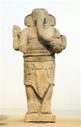 Trésors nationaux au Musée de la sculpture Cham de Dà Nang