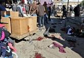 Près de 30 morts dans un double attentat suicide à Bagdad