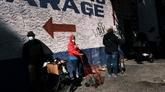 Les Américains continuent de s'inscrire en masse au chômage, un défi pour Biden