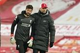 Angleterre : surpris par Burnley, Liverpool décroche