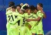Espagne : l'Atlético s'en sort encore à Eibar