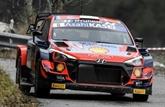 Rallye Monte-Carlo : Ott Tänak en tête après la 1re journée