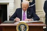 Biden veut prolonger le dernier traité nucléaire avec Moscou mais affiche sa fermeté