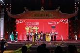 Le festival Têt Viêt 2021 sest ouvert à Hô Chi Minh-Ville