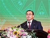 L'ambassadeur du Laos au Vietnam salue le rôle de leadership du PCV