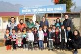 De nouvelles salles de classe pour les enfants de minorités ethniques