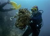 Thaïlande : des filets de pêche recyclés pour lutter contre le COVID-19