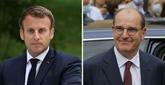 Popularité : Macron en hausse, Castex stable