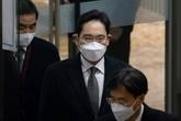 L'héritier de Samsung ne fera pas appel de sa condamnation à la prison